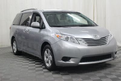 Commercial Wheelchair Vans for Sale - 2017 Toyota Sienna LE ADA Compliant Vehicle VIN: 5TDKZ3DC7HS796226