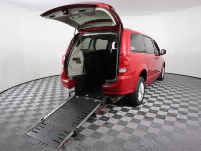 Used Wheelchair Van for Sale - 2013 Dodge Grand Caravan SXT Wheelchair Accessible Van VIN: 2C4RDGCG3DR686088