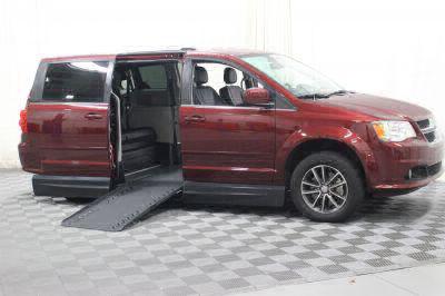 New Wheelchair Van for Sale - 2017 Dodge Grand Caravan SXT Wheelchair Accessible Van VIN: 2C4RDGCGXHR749855