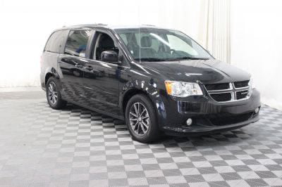New Wheelchair Van for Sale - 2017 Dodge Grand Caravan SXT Wheelchair Accessible Van VIN: 2C4RDGCG8HR790016