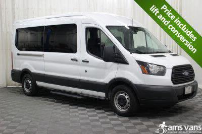 Commercial Wheelchair Vans for Sale - 2016 Ford Transit Wagon 350 XL 15 ADA Compliant Vehicle VIN: 1FBAX2CM3GKA21244