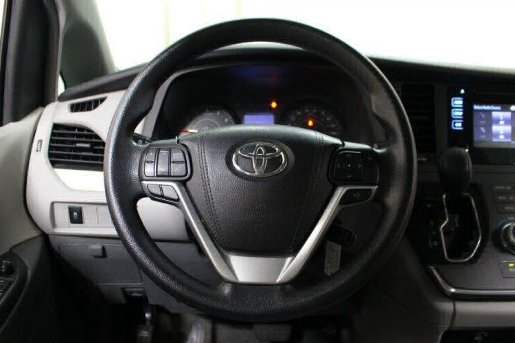 2016 Toyota Sienna L Wheelchair Van For Sale #13