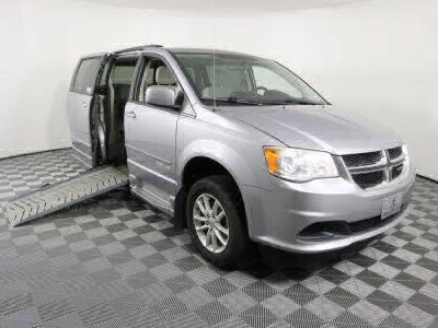 Used Wheelchair Van for Sale - 2013 Dodge Grand Caravan SXT Wheelchair Accessible Van VIN: 2C7WDGCG1DR661437