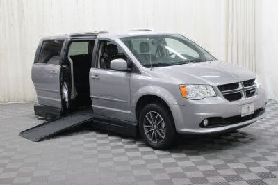 New Wheelchair Van for Sale - 2017 Dodge Grand Caravan SXT Wheelchair Accessible Van VIN: 2C4RDGCG0HR699340