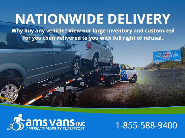 2011 Toyota Sienna LE Wheelchair Van For Sale #34