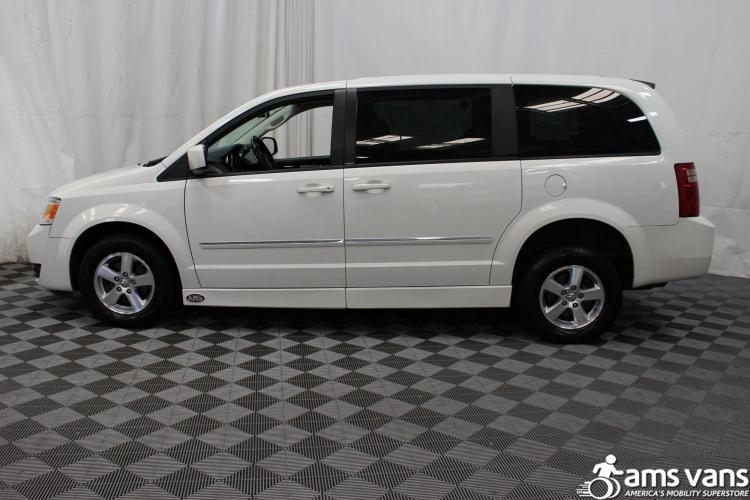 2008 Dodge Grand Caravan SXT Wheelchair Van For Sale #18