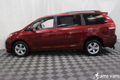 2011 Toyota Sienna Wheelchair Van For Sale -- Thumb #11