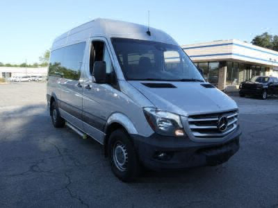 Used Wheelchair Van for Sale - 2015 Mercedes-Benz Sprinter Passenger 2500 Wheelchair Accessible Van VIN: WDZPE7CC5FP132606