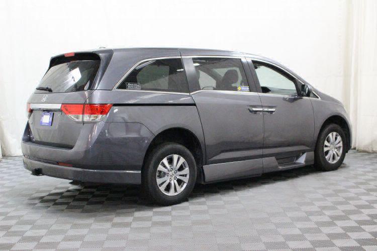 2016 Honda Odyssey EX-L Wheelchair Van For Sale #12