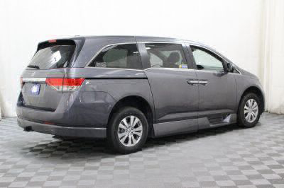 2016 Honda Odyssey Wheelchair Van For Sale -- Thumb #12