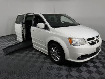 Used Wheelchair Van for Sale - 2012 Dodge Grand Caravan R/T Wheelchair Accessible Van VIN: 2C4RDGEG7CR177049