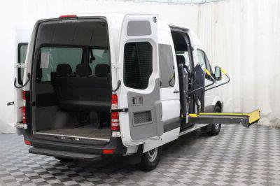 2016 Mercedes-Benz Sprinter Wheelchair Van For Sale -- Thumb #8