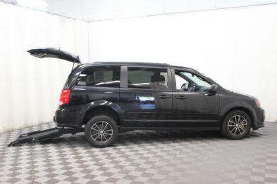 Commercial Wheelchair Vans for Sale - 2017 Dodge Grand Caravan GT ADA Compliant Vehicle VIN: 2C4RDGEG0HR779704