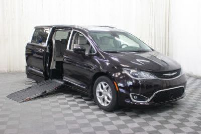 New Wheelchair Van for Sale - 2017 Chrysler Pacifica Touring-L Plus Wheelchair Accessible Van VIN: 2C4RC1EG1HR756822