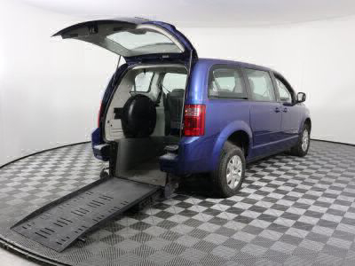 Used Wheelchair Van for Sale - 2010 Dodge Grand Caravan SE Wheelchair Accessible Van VIN: 2D4RN4DE1AR379980
