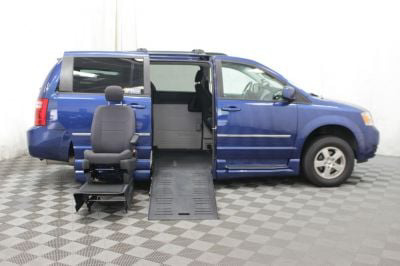 2010 Dodge Grand Caravan Wheelchair Van For Sale -- Thumb #23