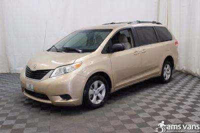 2011 Toyota Sienna Wheelchair Van For Sale -- Thumb #12