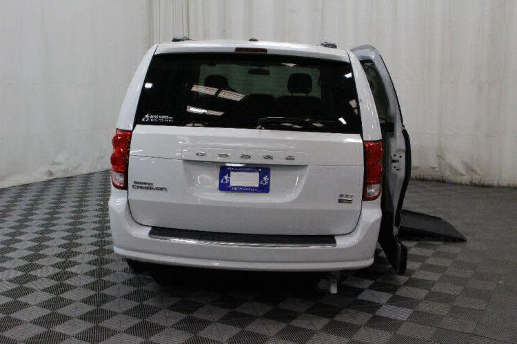 2016 Dodge Grand Caravan SXT Wheelchair Van For Sale #4