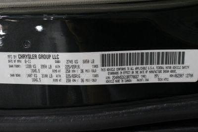 2011 Dodge Grand Caravan Wheelchair Van For Sale -- Thumb #23