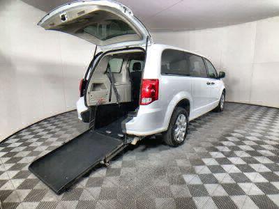 Used Wheelchair Van for Sale - 2019 Dodge Grand Caravan SE Wheelchair Accessible Van VIN: 2C4RDGBG0KR754460