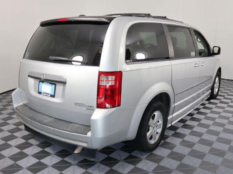 2010 Dodge Grand Caravan SXT Wheelchair Van For Sale #24
