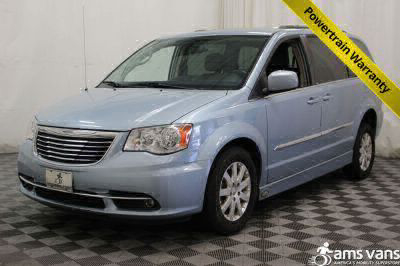 Handicap Van for Sale - 2013 Chrysler Town & Country Touring Wheelchair Accessible Van VIN: 2C4RC1BG3DR774849