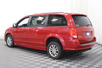 2016 Dodge Grand Caravan Wheelchair Van For Sale -- Thumb #27