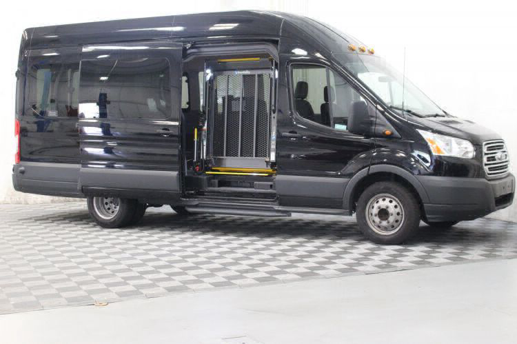 2018 Ford Transit Wagon 350 XLT-HD 15 Wheelchair Van For Sale #7