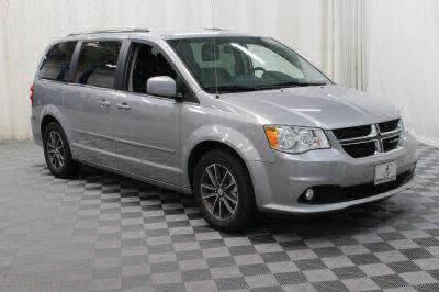 Commercial Wheelchair Vans for Sale - 2017 Dodge Grand Caravan SXT ADA Compliant Vehicle VIN: 2C4RDGCG1HR766172
