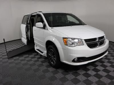 Used Wheelchair Van for Sale - 2017 Dodge Grand Caravan SXT Wheelchair Accessible Van VIN: 2C4RDGCG2HR546037