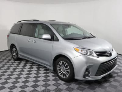 New Wheelchair Van for Sale - 2019 Toyota Sienna XLE Wheelchair Accessible Van VIN: 5TDYZ3DC5KS973101