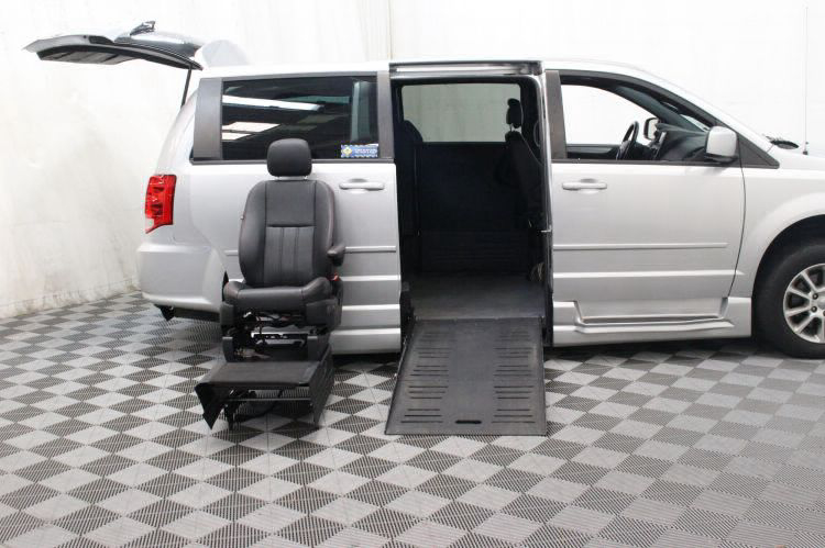 2012 Dodge Grand Caravan R/T Wheelchair Van For Sale #10