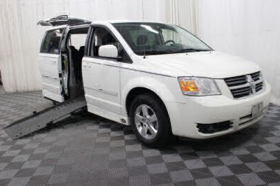 Used Wheelchair Van for Sale - 2008 Dodge Grand Caravan SXT Wheelchair Accessible Van VIN: 2D8HN54P18R830692
