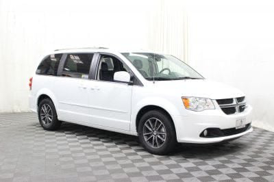 Handicap Van for Sale - 2017 Dodge Grand Caravan SXT Wheelchair Accessible Van VIN: 2C4RDGCG6HR731093