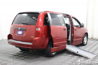 2008 Dodge Grand Caravan Wheelchair Van For Sale -- Thumb #2