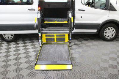2018 Ford Transit Passenger Wheelchair Van For Sale -- Thumb #5