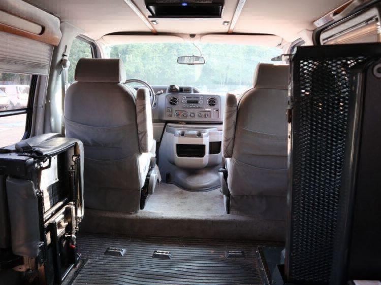 2012 Ford Econoline E150 E-150 Wheelchair Van For Sale #23
