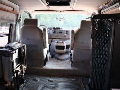 2012 Ford Econoline E150 Wheelchair Van For Sale -- Thumb #23