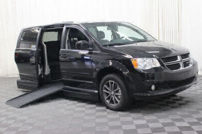 New Wheelchair Van for Sale - 2017 Dodge Grand Caravan SXT Wheelchair Accessible Van VIN: 2C4RDGCG2HR793056
