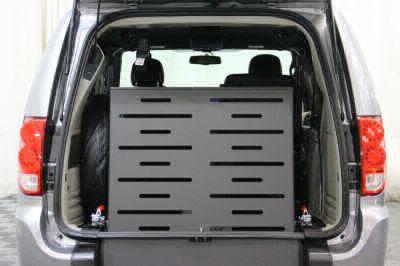 2017 Dodge Grand Caravan Wheelchair Van For Sale -- Thumb #9
