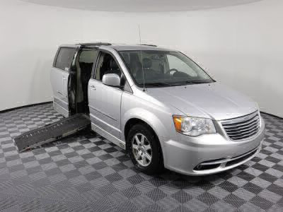 Used Wheelchair Van for Sale - 2012 Chrysler Town & Country Touring Wheelchair Accessible Van VIN: 2C4RC1BG5CR387735