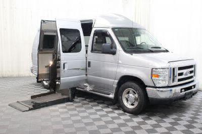Used Wheelchair Van for Sale - 2010 Ford E-Series Cargo E-150 Wheelchair Accessible Van VIN: 1FDNE1EL1ADA05827