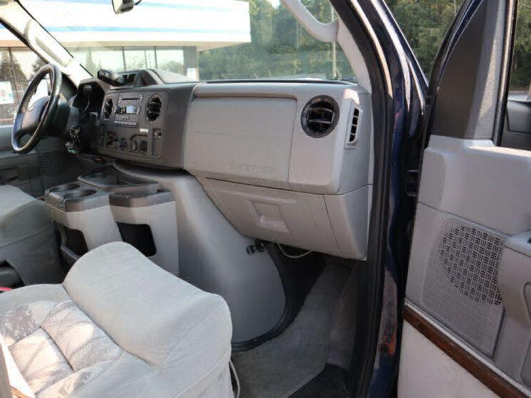 2012 Ford Econoline E150 E-150 Wheelchair Van For Sale #21