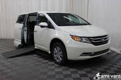 2017 Honda Odyssey Wheelchair Van For Sale