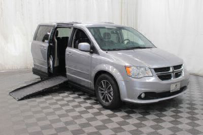 Used Wheelchair Van for Sale - 2017 Dodge Grand Caravan SXT Wheelchair Accessible Van VIN: 2C4RDGCG1HR624498