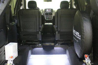 2017 Dodge Grand Caravan Wheelchair Van For Sale -- Thumb #4