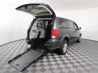 New Wheelchair Van for Sale - 2019 Dodge Grand Caravan SE Wheelchair Accessible Van VIN: 2C4RDGBG1KR553487