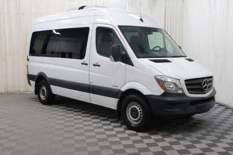 2016 Mercedes-Benz Sprinter 2500 144 WB Wheelchair Van For Sale #16