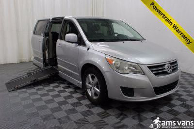 2010 Volkswagen Routan Wheelchair Van For Sale -- Thumb #1