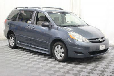 Used Wheelchair Van for Sale - 2008 Toyota Sienna LE Wheelchair Accessible Van VIN: 5TDZK23C88S158663